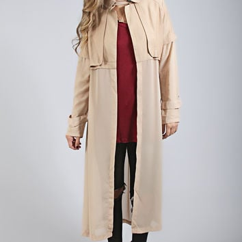 top of the world duster cardigan