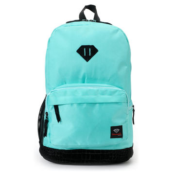 Diamond Supply Co. Blue & Black Croc School Life Backpack at Zumiez : PDP