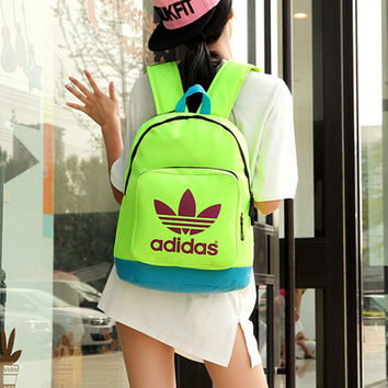 """Adidas"" Travel Backpack Shoulder Bag Daypack"