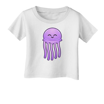 Cute Jellyfish Infant T-Shirt by TooLoud
