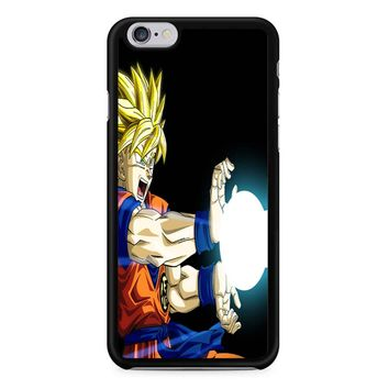 Dragon Ball Z Goku iPhone 6/6s Case