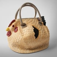 The Original Chicken Handbag at Firebox.com