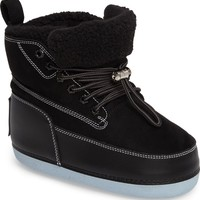 KENZO Nebraska Boot with Faux Shearling Lining (Women) | Nordstrom