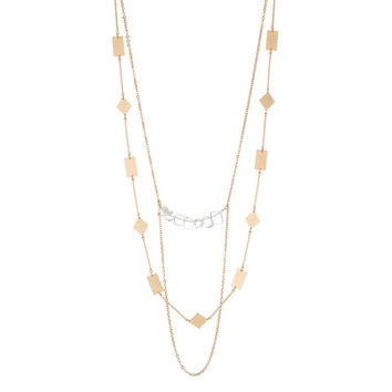 Highball Layer Necklace