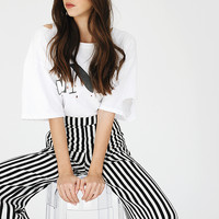 Classic Rock Stripe Flares