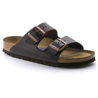 Birkenstock Arizona Soft Footbed Smooth Leather Amalfi Testa Di Moro 0552341/0552343 S loveclubs