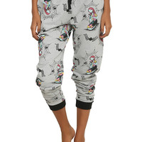The Nightmare Before Christmas Sally Girls Pajama Pants