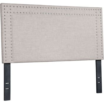 Renaissance Full Headboard Dove, Gray