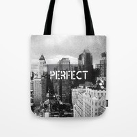 Perfect Tote Bag by Kate & Co.