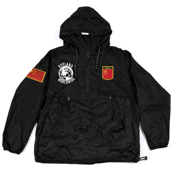Saudi Arabia World Famous Jacket (Black)