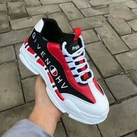 """""""Givenchy"""" Women Casual Fashion Multicolor Letter Thick Bottom Sneakers Running Shoes"""