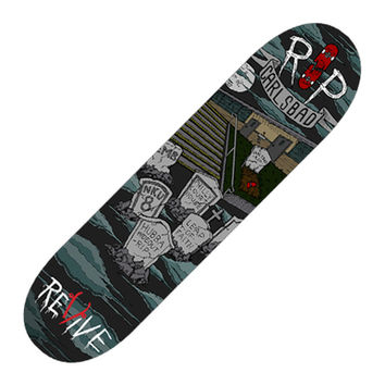 Carlsbad - Deck - Revive Skateboards
