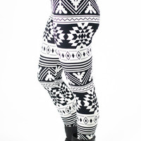 Ace of Spades Leggings