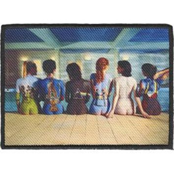 Pink Floyd Iron-On Patch Back Catalog