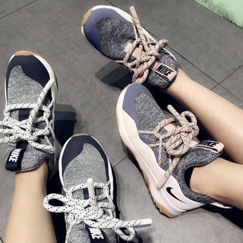 Nike Fashion Casual City Loop Ash bandage women sports shoes G-2