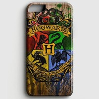 Hogwarts Logo iPhone 8 Case