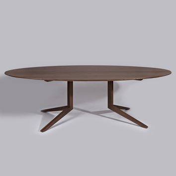 Sigrid Oval Dining Table