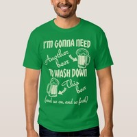 Another Beer Saint Patricks Day T-shirt