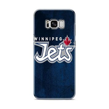 Winnipeg Jets Symbol Samsung Galaxy S8 | Galaxy S8 Plus case