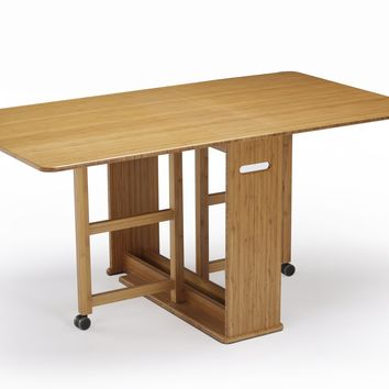 Linden Gateleg Table, Caramelized