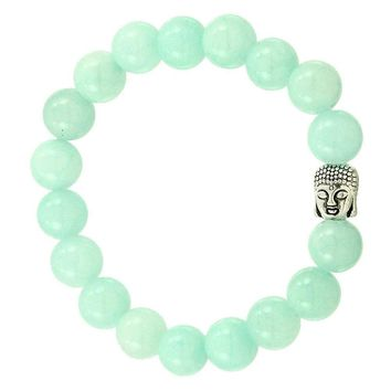 New Love, Trust and Fidelity - Aqua Jade