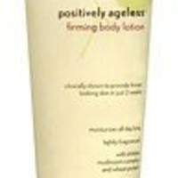 Aveeno Body Moisture Positively Ageless Firming Body Lotion, 8-Ounce (Pack of 2)
