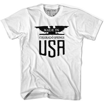 Made In USA Colorado Vintage Eagle T-shirt