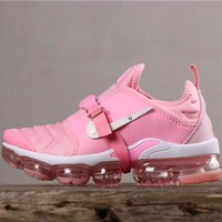 Nike Wmns Air Vapormax Plus Oa Lm Pink Running Shoes - Best Online Sale