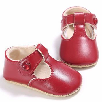 Baby First Walkers Shoes (5 Colors)