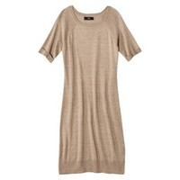 Mossimo® Women's Ultrasoft Short Sleeve Sweater Dress - Assorted Colors