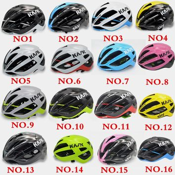 Tour De France Kask Protone L and M Size Bicycle Road Helmet Unisex Ultralight Caschi Ciclismo Road Bike Racing Cycling Helmet