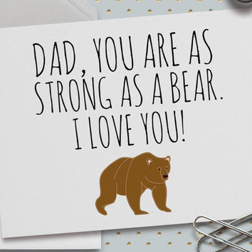 Best You Is A Dad Card Products on Wanelo