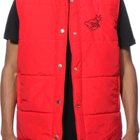 Back To The Hundreds Preserver Reversible Vest
