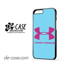 Under Armour Light Blue DEAL-11536 Apple Phonecase Cover For Iphone 6 / 6S