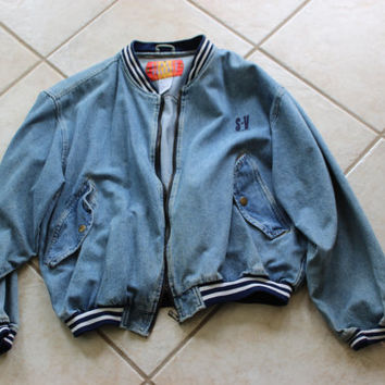 Vintage 90s Denim Jacket