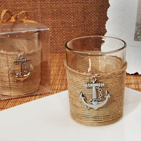 Opentip.com: Cassiani Collection 1152 Unique Rustic nautical candle holder