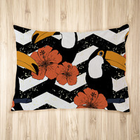 Toucans Pet Bed