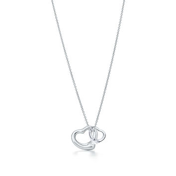 Tiffany & Co. - Elsa Peretti®:Open HeartPendant