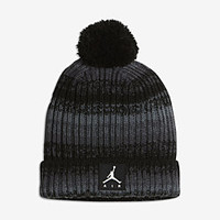 The Jordan Pom Big Kids' Knit Hat.