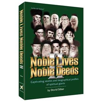 Noble lives noble deeds vol. 2 (hard cover)
