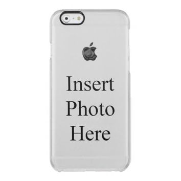 Personalized Uncommon Clearly™ Deflector iPhone 6 Case