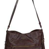roxy easy breezy shoulder bag