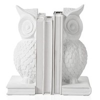 Owl Bookends - Set of 2 | Decorative Accessories | Accessories | Decor | Z Gallerie