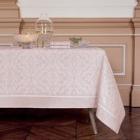 Tullia Poudre Table Linens by Yves Delorme