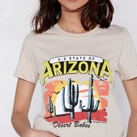 Arizona Relaxed Tee