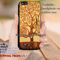 Tree of Life Gustav Klimt iPhone 6s 6 6s+ 5c 5s Cases Samsung Galaxy s5 s6 Edge+ NOTE 5 4 3 #art dl9