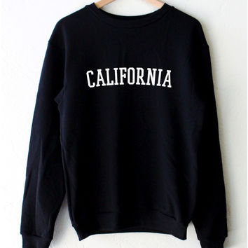 California Oversized Sweater