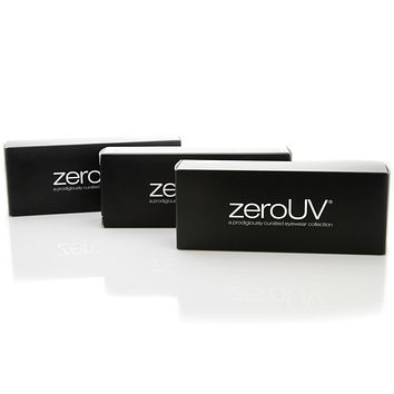 Limited zeroUV Overstock Sample Vintage Sunglasses 3 Pack