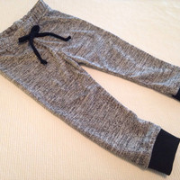 Baby toddler joggers gender neutral made to order