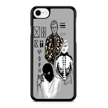 Twenty One Pilots Artwork 1 Iphone 8 Case